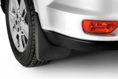 Spatlappen voor achterwielen voor Fiat Freemont