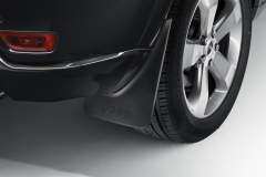 Geprofileerde achterspatlappen voor Jeep Grand Cherokee